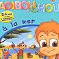 Adiboud'chou à la mer